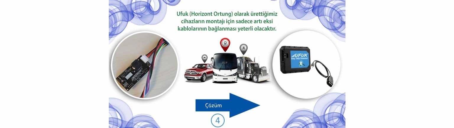 Ufuk Araç Takip Sistemleri -Car Air Flow Alarm System