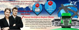 Ufuk Araç Takip Sistemleri - Yurtdışı Kullanımları
